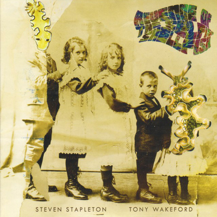 Steven Stapleton / Tony Wakeford ‎– Revenge Of The Selfish Shellfish
