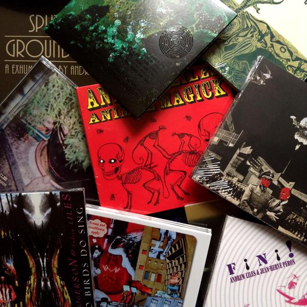 8 x CDs