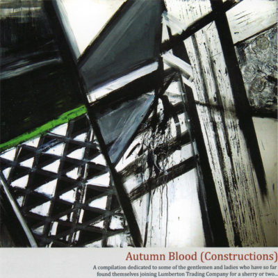 Autumn Blood (Constructions)