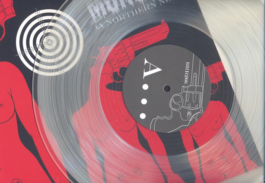 Disc & Sleeve - Detail.