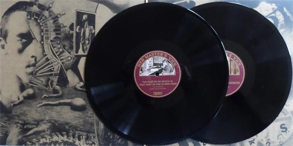Black Vinyl.