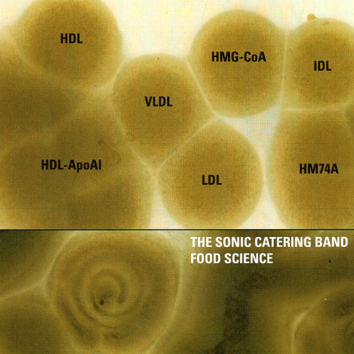 The Sonic Catering Band ‎– Food Science