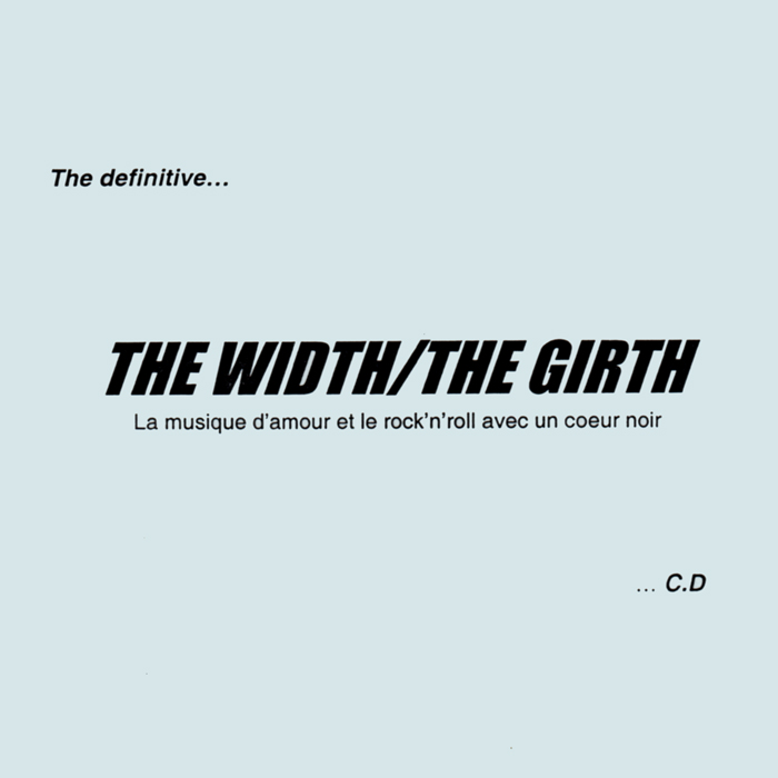 The Width / The Girth – All Pink Inside