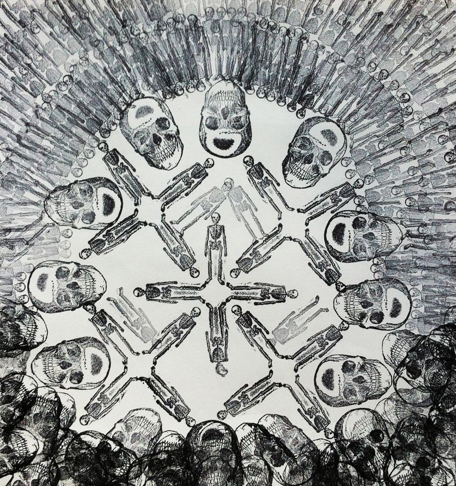 Cemetary Symmetry