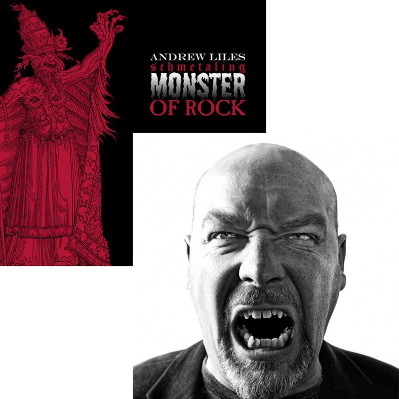 DIARIO DE UN MONSTRUO + SCHMETALING MONSTER OF ROCK – FROM £25