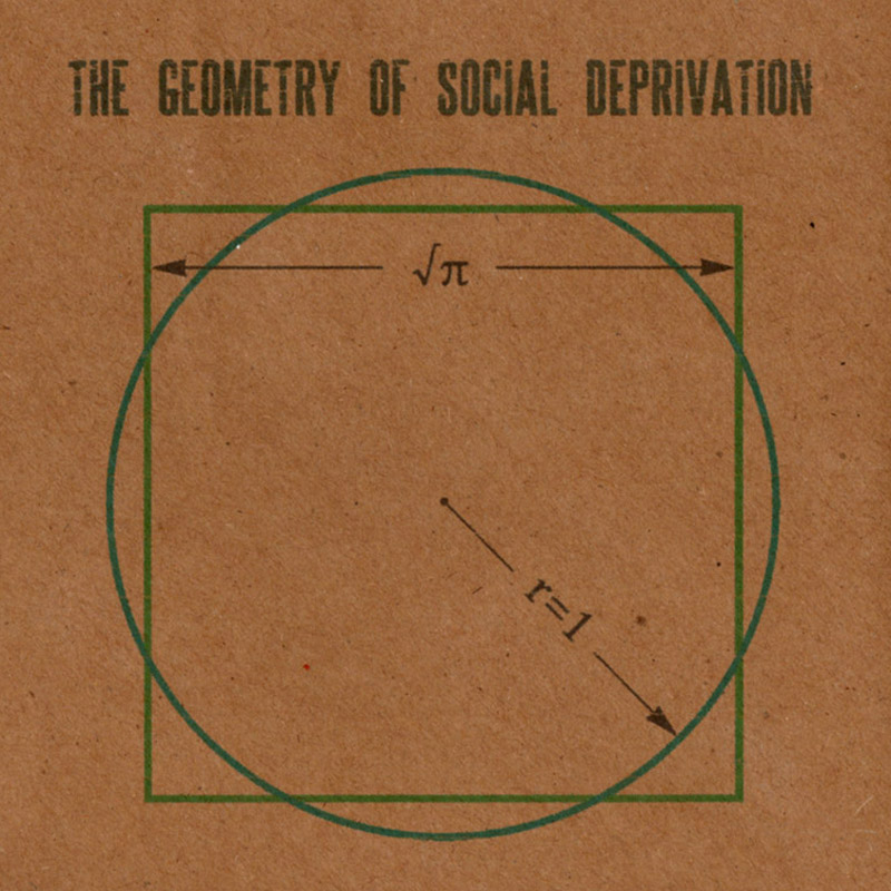 The Geometry of Social Deprivation