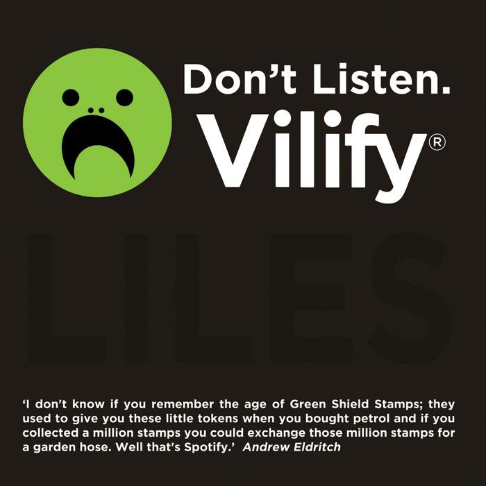 Vilify